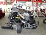 Black Edition Rasentraktor GT 260/137 H Profi - Made by Husqvarna